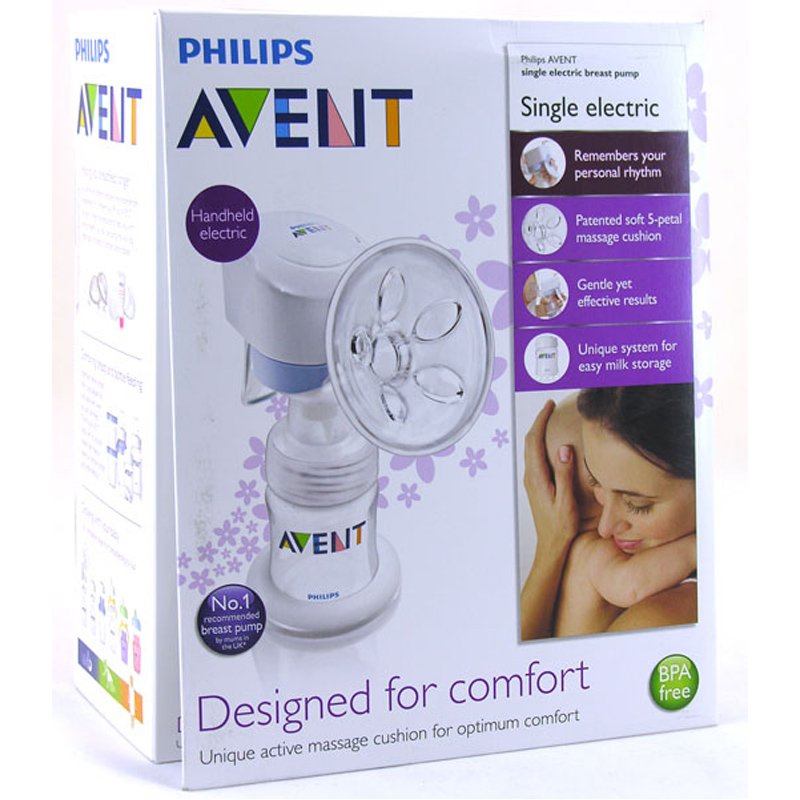 Amusing Avent breast pump via