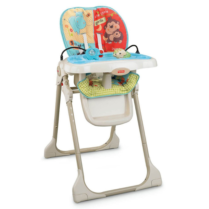 shakira toys videos my first birthday club fisher price high chair