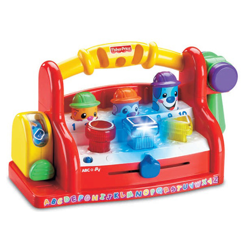 Laugh Amp Learn Learning Toolbench From Fisher Price Wwsm