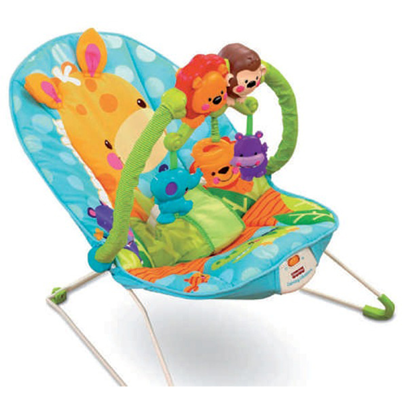 Fisher Price Bouncer Seat | All About Fish