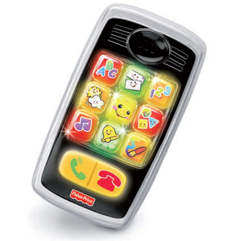 Smilin smart phone from fisher price wwsm for Smart price