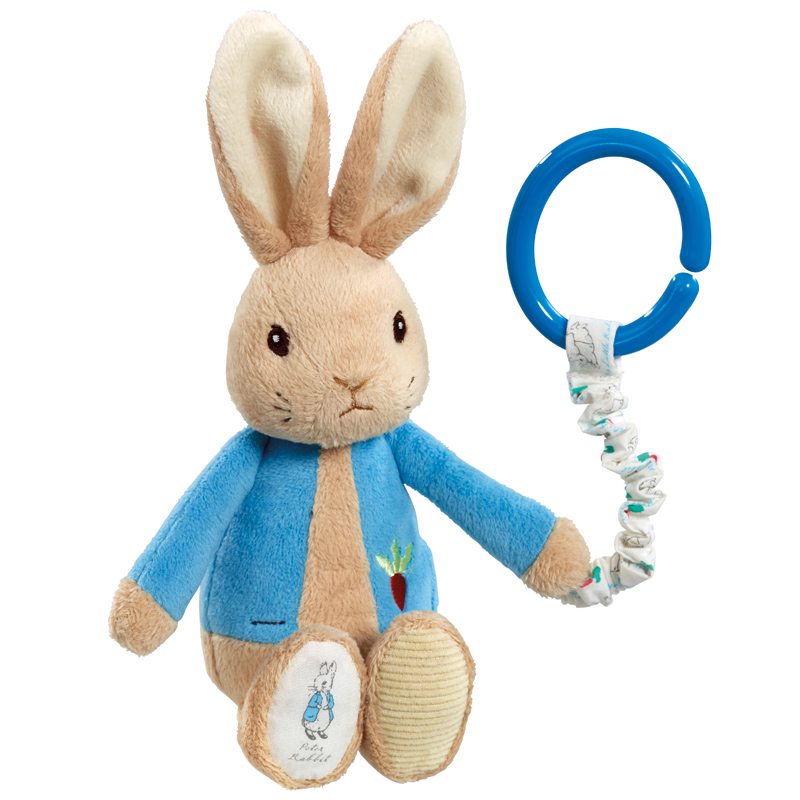 Beatrix Potter Baby Gifts Australia : Beatrix potter peter rabbit attachable pram toy