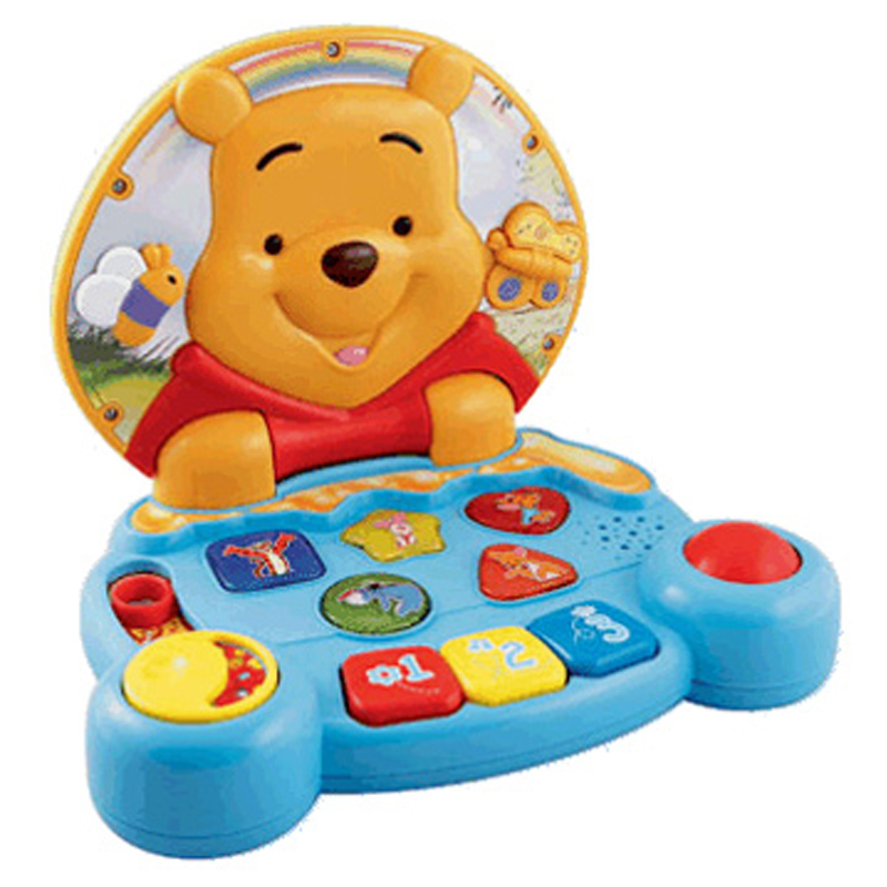 Vtech Winnie the Pooh - Play & Learn Laptop User Manual