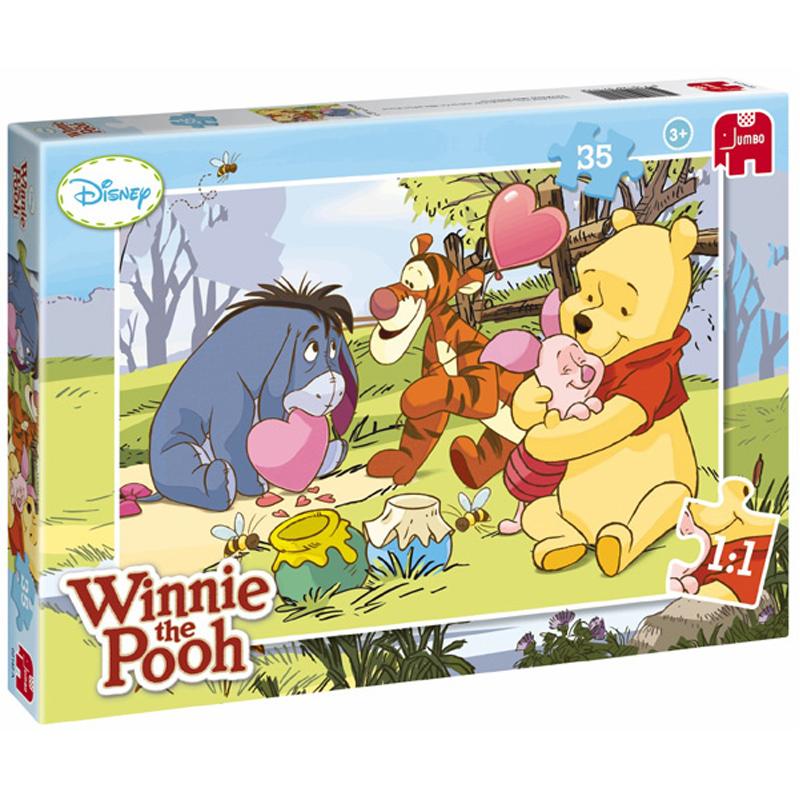 winnie pooh puzzle